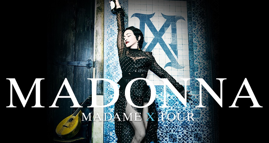 Тур Мадонны Madame X Tour