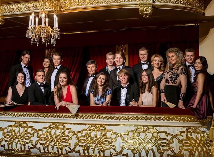 молодежная оперная группа Большого театра
