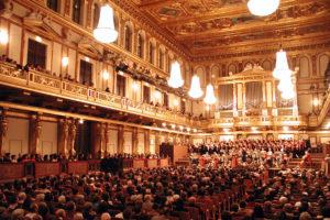 Мюзикферайн, Большой Зал, Австрия, Вена