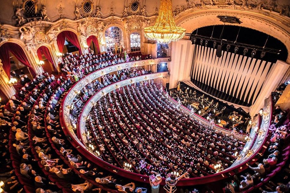 Государственная опера в Берлине
