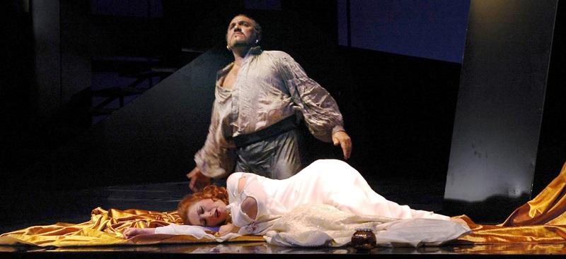 Опера Отелло вМосковском Музыкальном театре им. К.С. Станиславского