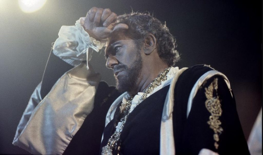 Юбилейный концерт Пласидо Доминго