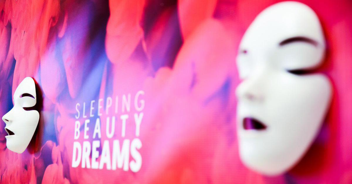 Сны Спящей красавицы, афиша