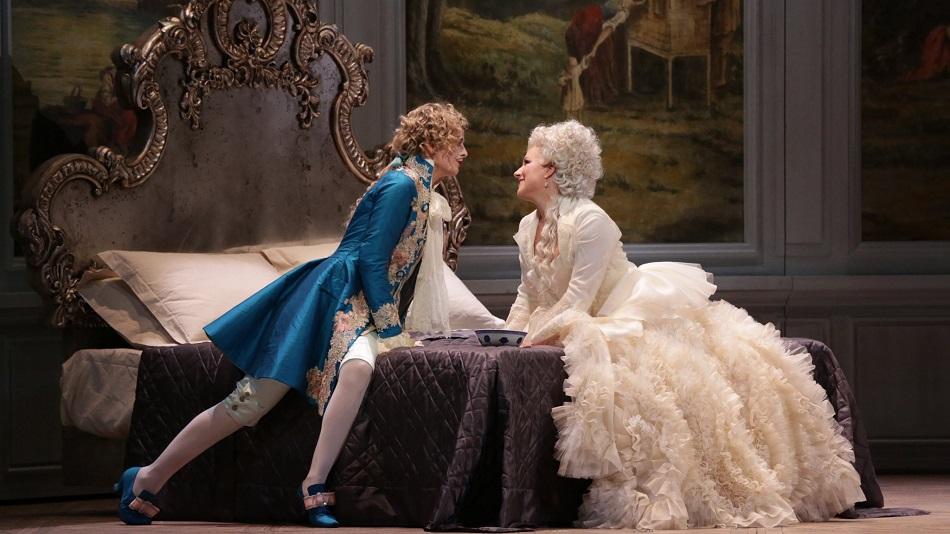 Свадьба Фигаро, Венская опера